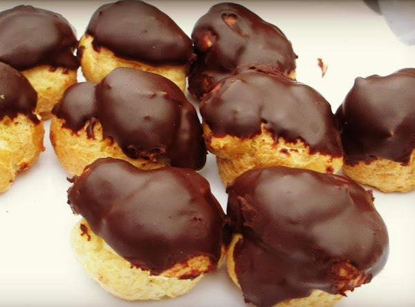 Cream Puffs (bigne') Recipe