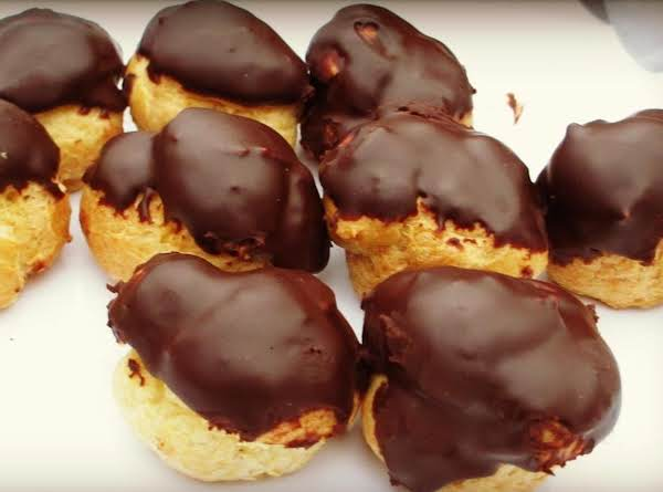 Cream Puffs (bigne') Recipe