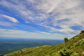 Photo: The summit view from Underhill State Park