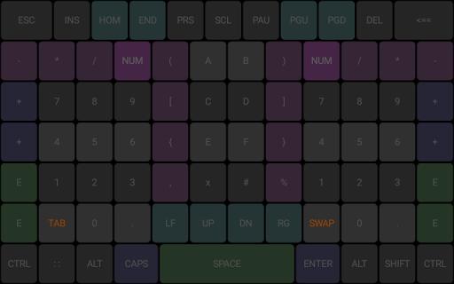 TBoard keyboard screenshot 4
