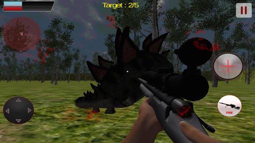 無料动作Appの恐竜狩り|記事Game