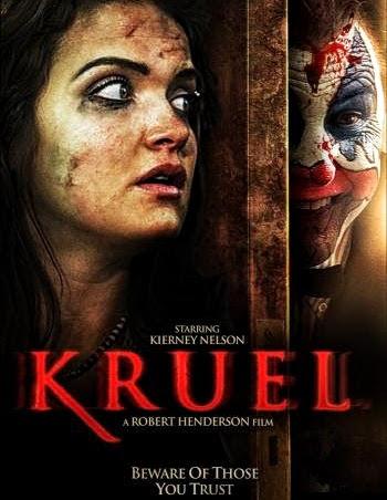 Filme Poster Kruel DVDRip XviD & RMVB Legendado
