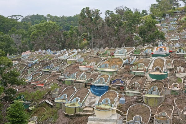 Cemitério Chinês