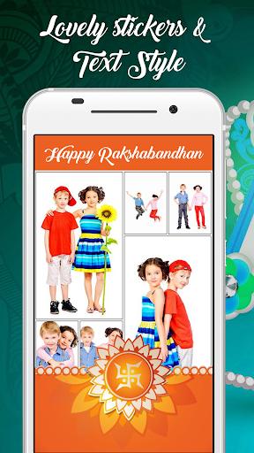 Rakhi Photo Frames - Raksha Bandhan Photo Frames 1.0 screenshots 3