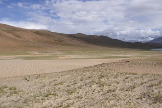 Photo: De Leh à Korzok (Kyagar Tso)