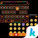 Carnivalskull Keyboard Theme icon