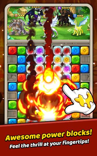 Dragon Village B - Dragon Breeding Puzzle Blast screenshots 11