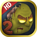 Yikes! Zombies! Run! 2 icon