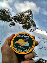 Photo: The peak was named after the sunscreen