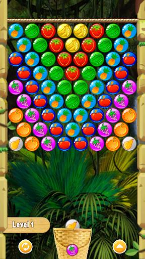 Jungle Bubble Shooter 35.1.10 screenshots 5