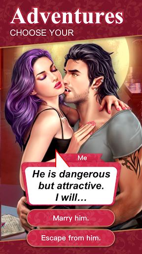 Fancy Love: Interactive Romance Game apkdebit screenshots 5