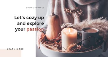 Fall Online Courses - Facebook Ad Template