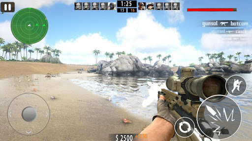 Mountain Shooter Killer 1.2 screenshots 3