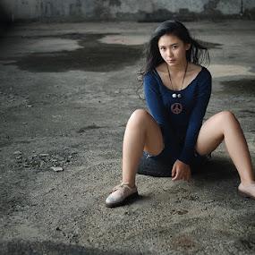 Hanna by Wawan Kurniawan - People Portraits of Women ( model )