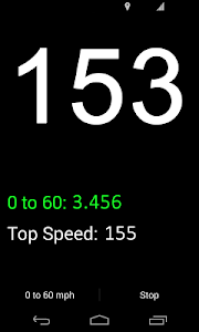 Speedo: 0 to 100 kph screenshot 2