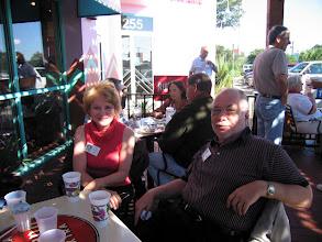 Photo: Vicki (Meinkoth) Yoemans-Klein, Dick Klein