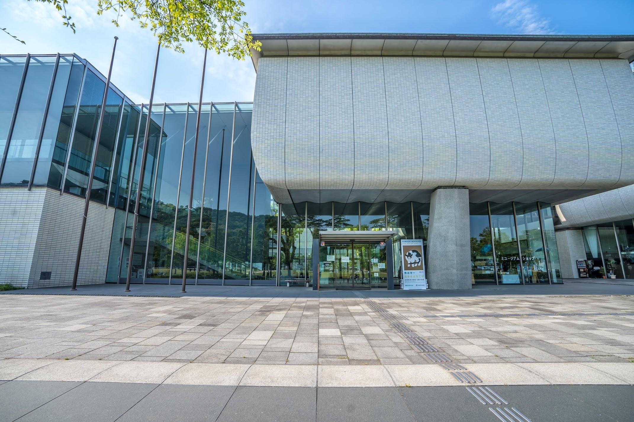 愛媛県美術館1