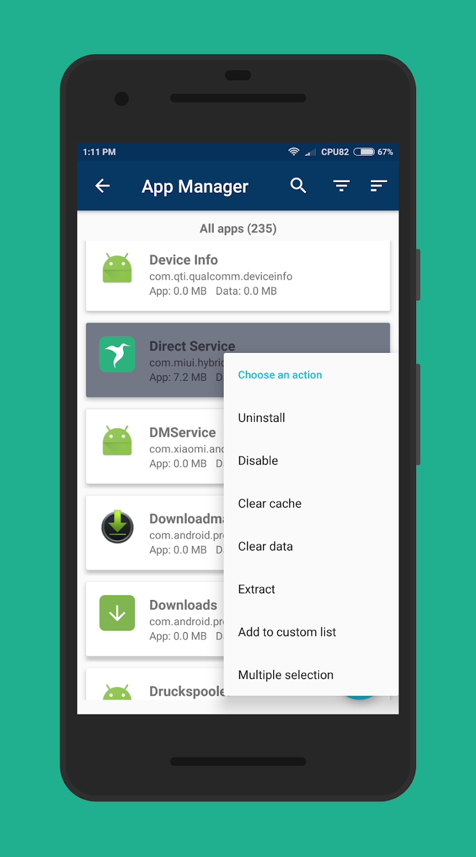 Root ToolCase Screenshot 2