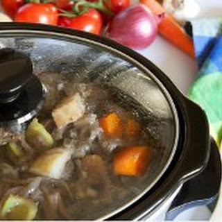 Summer Slow Cooker Stew