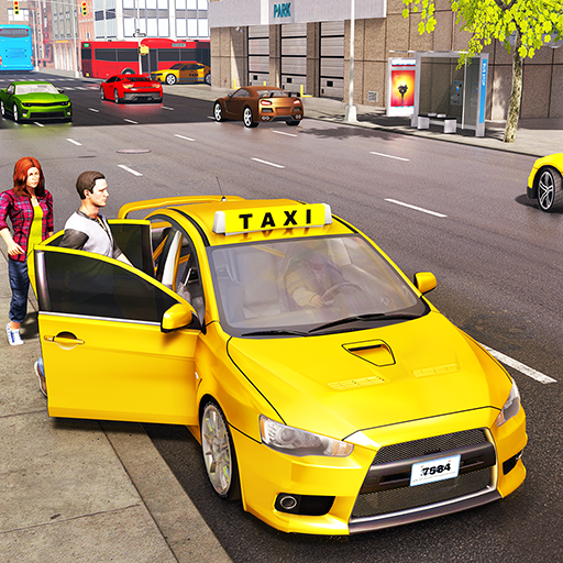 City Taxi Bus Driving Simulator