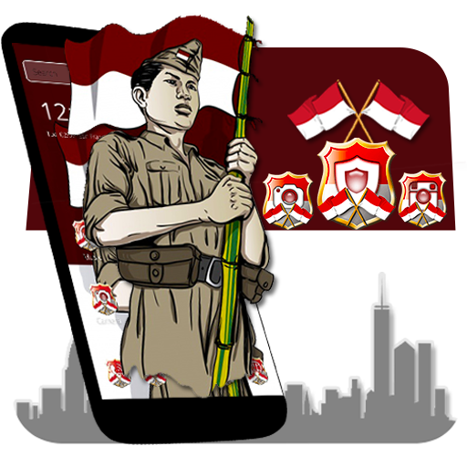 Indonesia Independence Day Theme
