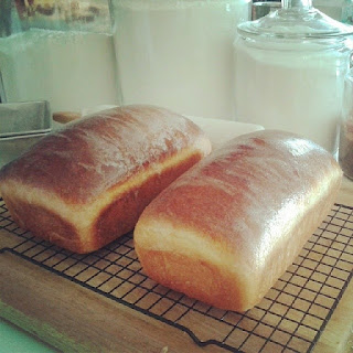 Honey Buttermilk Bread Loaf!