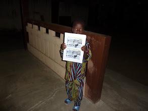 Photo: Rodolpho, 7 ans, en CP, un nouvel enfant parrainé