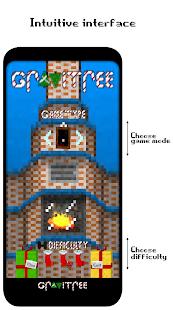 GraviTree - náhled