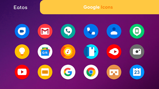Screenshot for OneUI - Pixel Icon Pack in United States Play Store