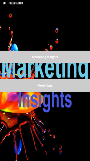 Marketing Insights screenshot 3
