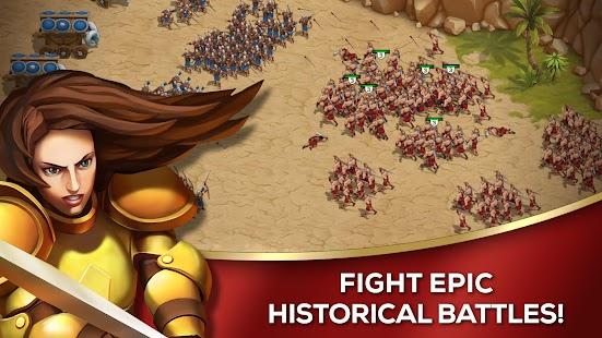 Rise of Valor- screenshot thumbnail