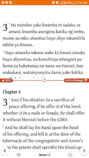 2020 Biblia Takatifu Swahili Bible Android App Download Latest