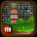 Grandeur Home Escape : Escape Games Mobi 119 icon