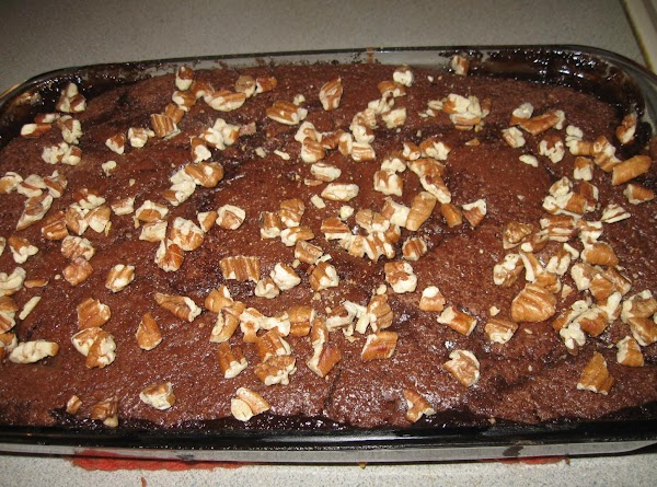 Bake 15 minutes then add * pecans(optional) and return to oven and bake 12...