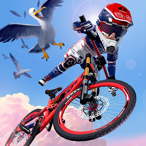 Downhill Masters APK Cracked Download