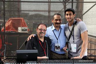 Photo: Amr Diab at du World Music Festival 2012 - Camera: Muhammed Raafat