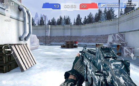 Frontline Sniper Shooting Strike MOD Apk 1.0 (Unlimited Money) 2