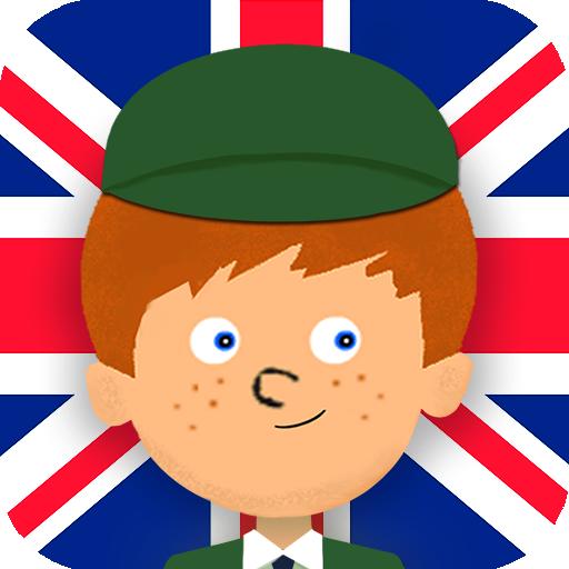 兒童英語 LOGO-APP點子