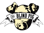 Logo for The Blind Pig DeLand
