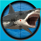 Whale Shark Sniper Hunter 3D icon
