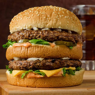 Mcdonald's Big Mac Copycat.