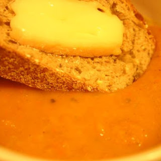 Kobocha Squash and Ginger Soup