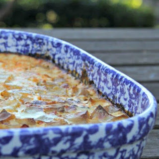 Spotlight on Potatoes with Bulgarian Moussaka