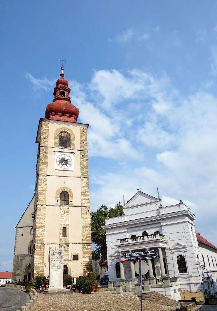 Mestni stolp (Várostorony)