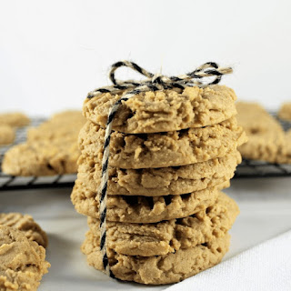 The Best Peanut Butter Cookies.