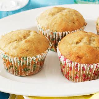 Banana Muffins Sour Cream Recipes.