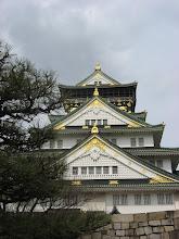 Photo: Still Osaka Castle..