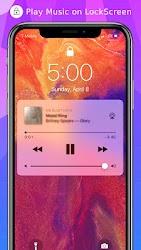 iMusic OS 12 - iPlayer (i.Phone X)