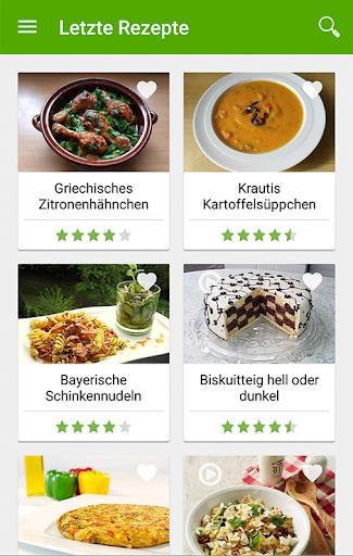 Chefkoch - Rezepte & Kochen  screenshots 6