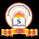 Srinivasa Concept High School icon